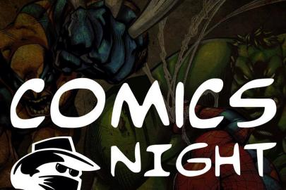 Comics Night 2016